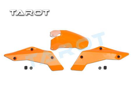 Tarot Robocat 250 280 FPV Canopy Hood Cover - Oragne